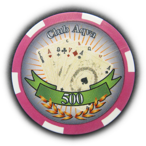 Pokerchip Club Aqva