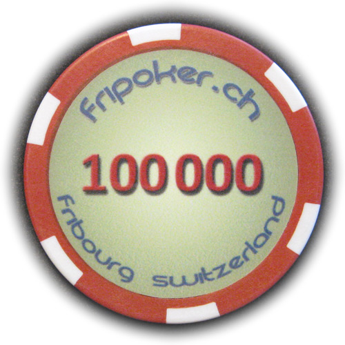 Pokerchip Fripoker