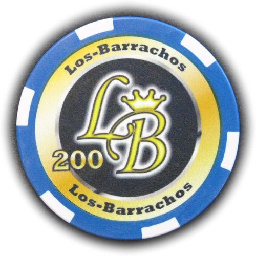 Pokerchip Los Barrachos
