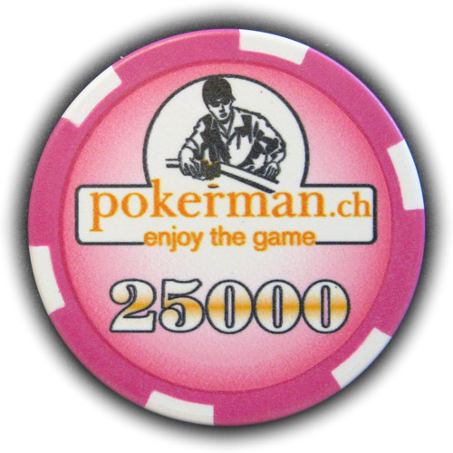 Pokerchip Pokerman