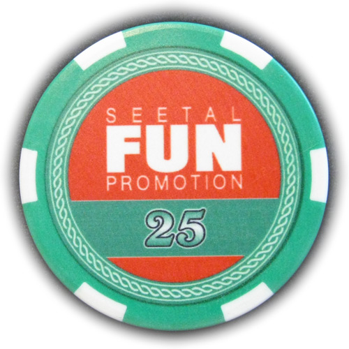 Pokerchip Seetal Fun Promotion