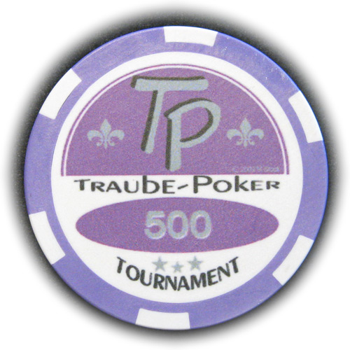 Pokerchip Traube Poker