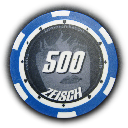 Pokerchip Zeisch