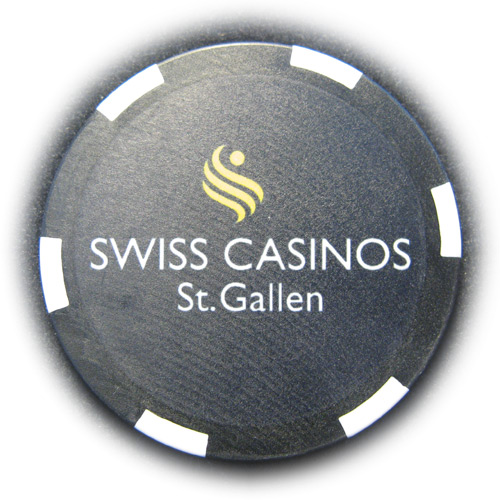 Werbechip Swiss Casinos St. Gallen
